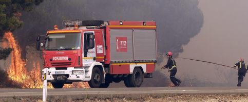 Foto de El incendio de Doñana abre una guerra política con los rescoldos aún humeantes