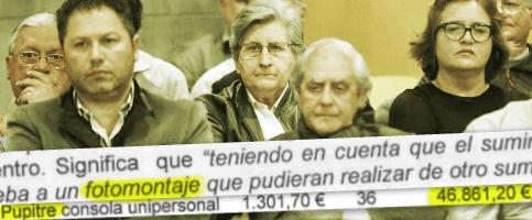 Foto de Ratones a 193 euros, muebles inexistentes... las asombrosas facturas del caso Marea